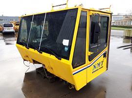 Demag AC 155/AC 50 driver cab.