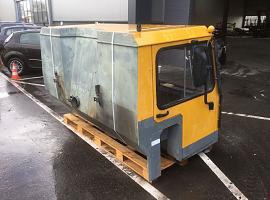 Lower cab LTM 1050-1