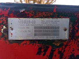 KMK 5100 axle number 3