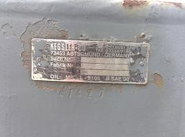 LTM 1050-1 axle number 2