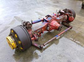 RTF 40 axle number 1