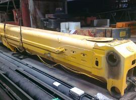 GMK 3055 base section