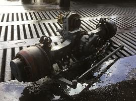 ATF 50G-3 axle 2