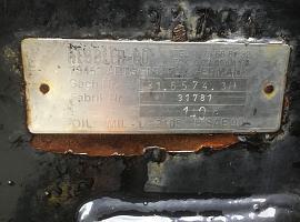 LTM 1160-2 axle 3