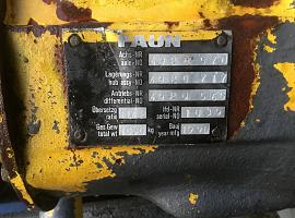 RTF 50-3 axle 1