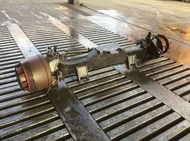 SK 477 axle 1