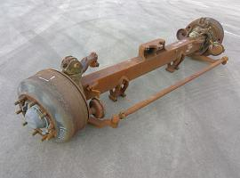 AC 350 axle number 1
