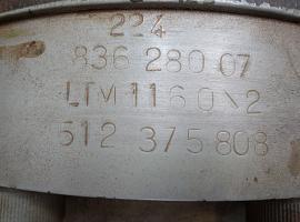 LTM 1160-2 single telecilinder