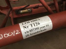 LTM 1060/2 Jib