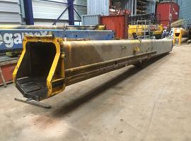 Liebherr LTM 1070 base section
