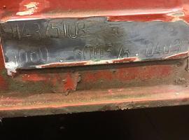 Liebherr LTM 1060-2 pivot section