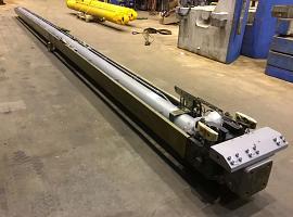 Liebherr LTM 1160 5.1 telescopic boom cilinder