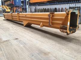 Krupp KMK 5100 base section