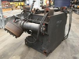 KMK 7250 axle 3