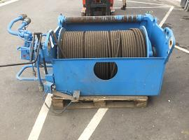 Demag AC 200 winch