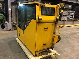Liebherr LTM 1400 7.1 upper cab