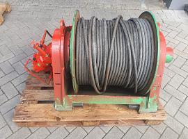 Liebherr LTM 1060-2 winch