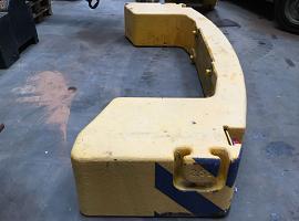 LTM 1030-2 counterweight 2,5 T