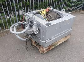 Liebherr LTM 1130-5.1 sec winch