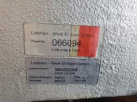Winch Liebherr LTM 1130-5.1