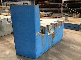 LTM 1250-6.1 counterweight 12.5t R