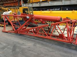 LTM 1250-6.1 Double folding jib