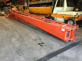LTM 1250-6.1 folding jib