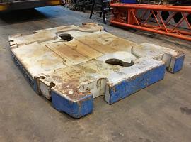 LTM 1250-6.1 counterweight 12.5t