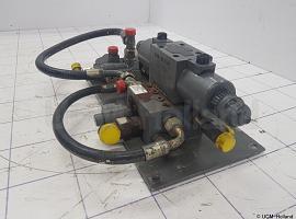 Valve steering GMK 3050