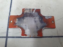 4/3 valve P closed AB-T
