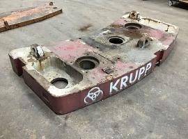 KMK 3045 counterweight 3.4 t
