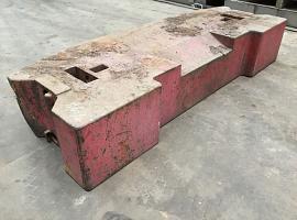 LTM 1060 counterweight