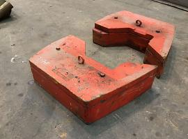 ATF 60-4 counterweight 0,5+0.16 t