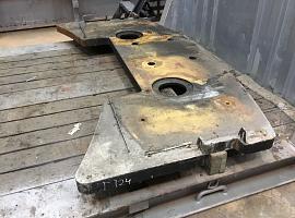 ATF 60-4 counterweight 1,1t base