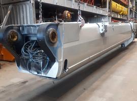 LTM 1250-6.1 Boom