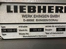 Liebherr LTM 1250-6.1 upper cabin