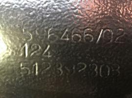 LTM 1250-6.1 Luffing cilinder