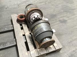 Krupp KMK 6160 -7250 Winch