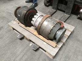 Winch Krupp KMK 6160 -7250