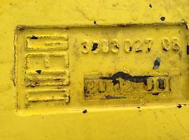 LTM 1060-2 counterweight 3,2t