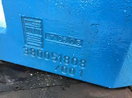 LTM 1070-4.1 counterweight 5.0t
