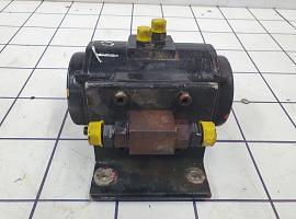 Axle lock right