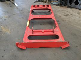 LTM 1500-8.1 counterweight support tray