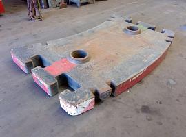 GMK 5130-1/2 counterweight 5.0 ton