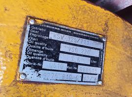 Winch Liebherr LTM 1050-1