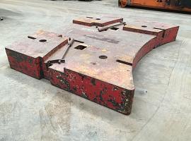 LTM 1160 counterweight 13,5 t