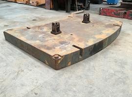 LTM 1160 counterweight 12 t
