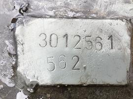 GMK 5100 counterweight 3T