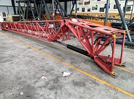 Grove GMK 5095 double folding jib