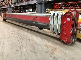 GMK 5100 Complete boom